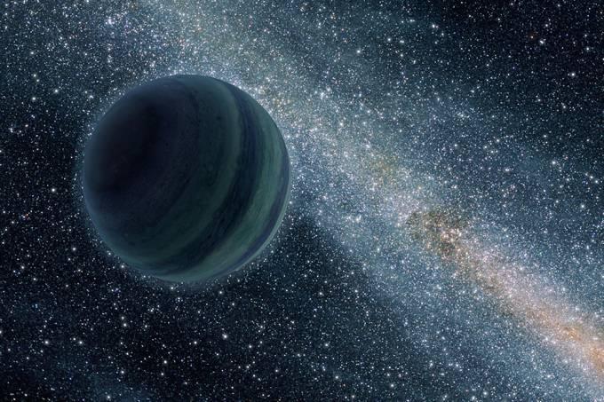 O que são planetas órfãos?