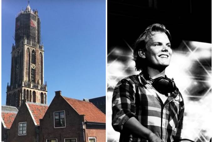 Igreja na Holanda homenageia Avicii