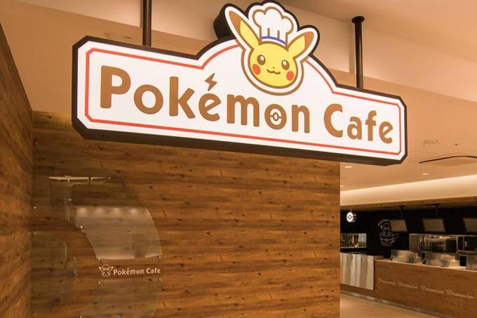 Café inspirado em Pokémon se tornará parada obrigatória para fãs em Tóquio
