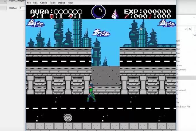 Projeto permite criar jogos inteiros de NES em casa