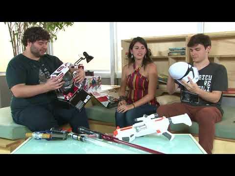 Star Wars: os novos brinquedos da Hasbro