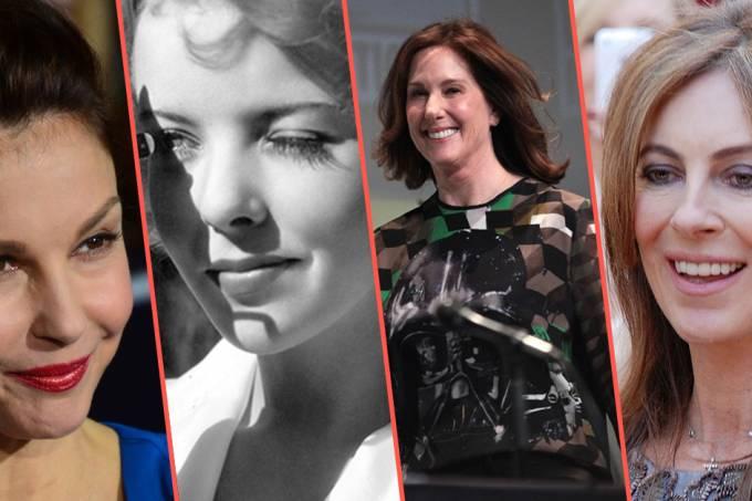 11 mulheres inspiradoras no cinema