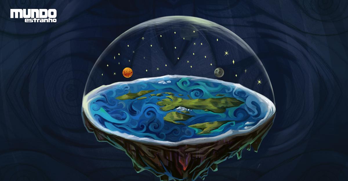Terra plena: por que a teoria da Terra plana não faz nenhum sentido | Super