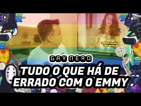 Tudo o que há de errado com o Emmy – GAY NERD