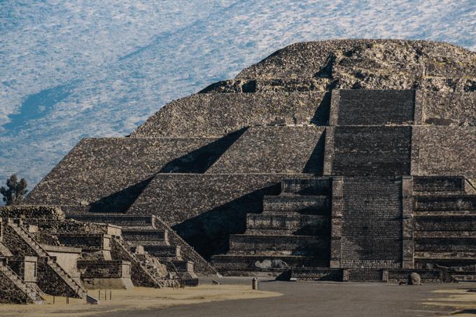 Um terremoto danificou uma pirâmide no México – e expôs um templo asteca escondido_home