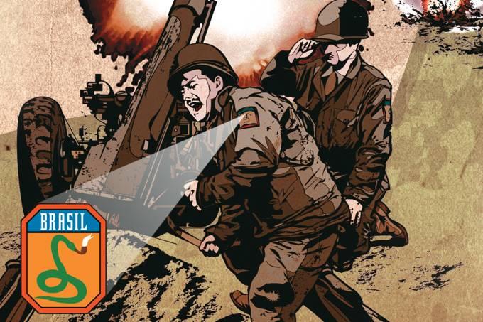 É verdade que o Brasil venceu uma grande batalha na Segunda Guerra?