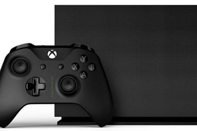 Microsoft criará versão exclusiva do Xbox One X baseada em rumor