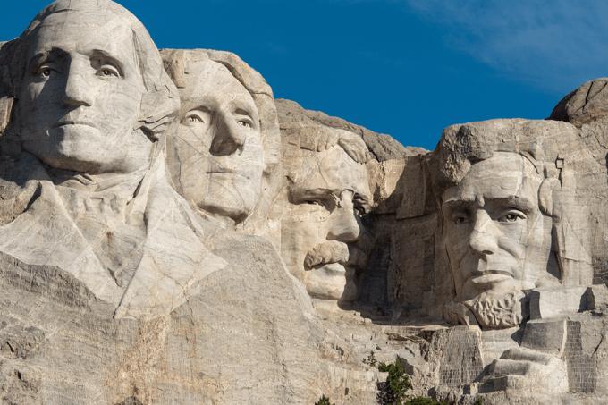 """O Monte Rushmore possui uma """"câmara secreta"""""""