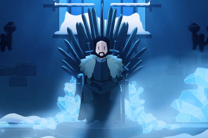 Jogo Reigns: Game of Thrones