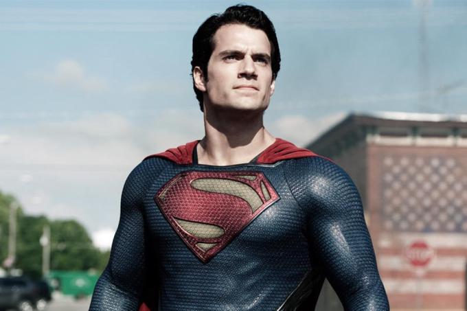 Henry Cavill como Super-Homem