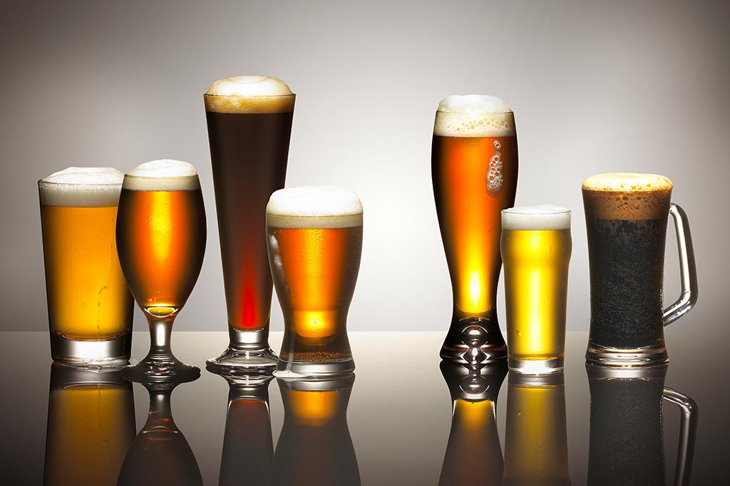<strong>O novo bebedor de cerveja quer saber o que está em seu copo.</strong>