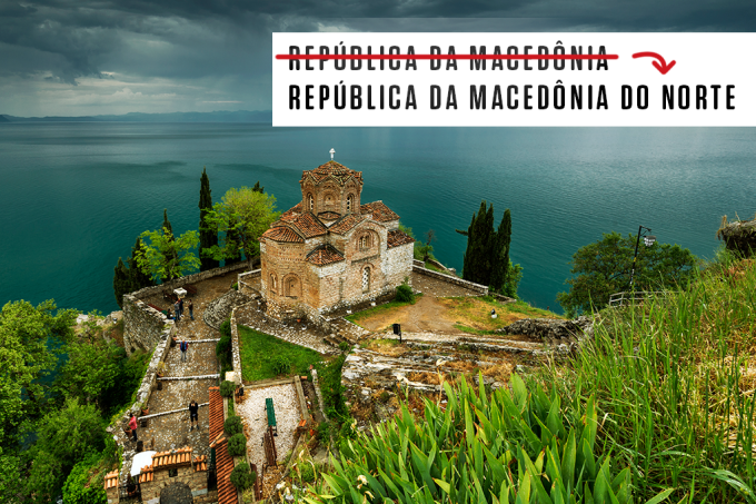 Macedônia – Destaque
