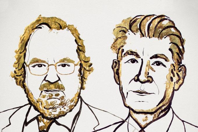 Vencedores do Nobel de medicina