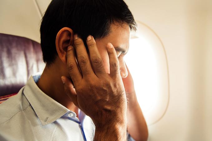 Passageiro de avião