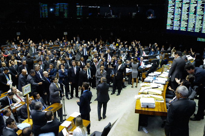 Plenário Congresso