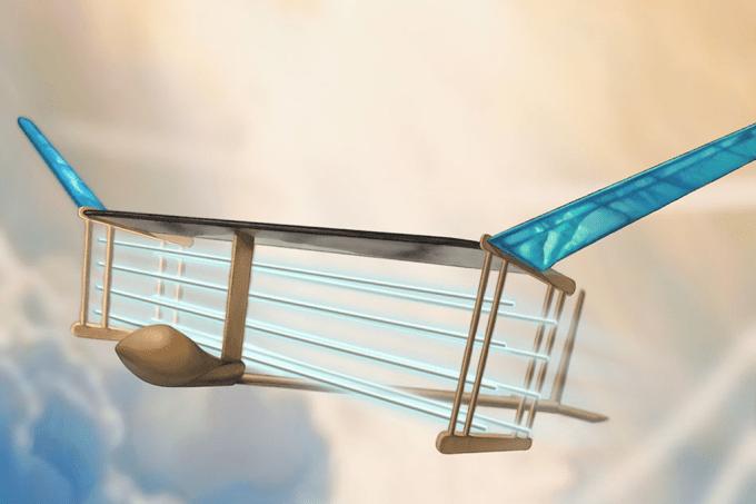 Avião do MIT