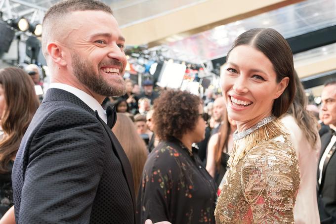 Timberlake e Biel