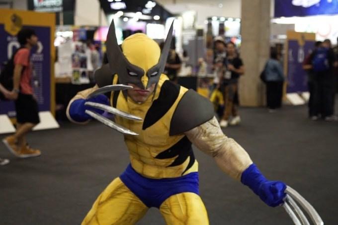 Os 5 melhores cosplayers da Comic Con