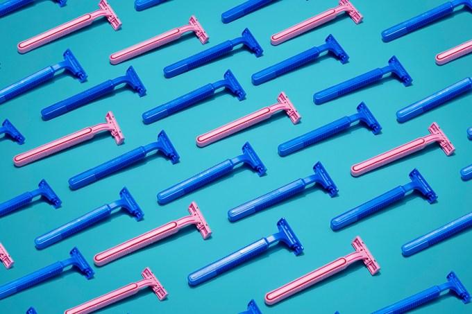 lâmina de depilar