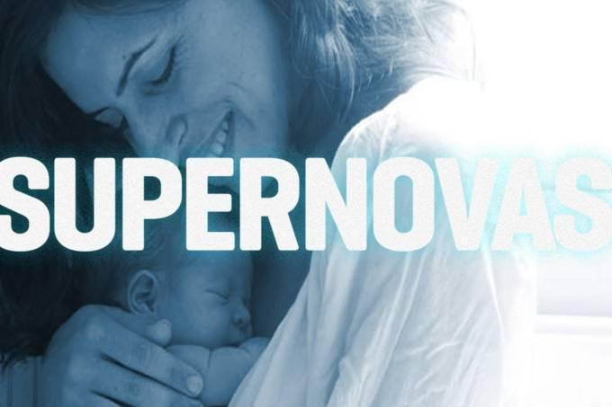 Receber carinho reduz sensação de dor em bebês, diz estudo – SUPERNOVAS