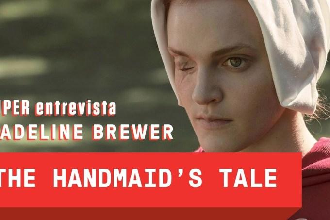 SUPER entrevista: Madeline Brewer, a Janine de The Handmaid's Tale