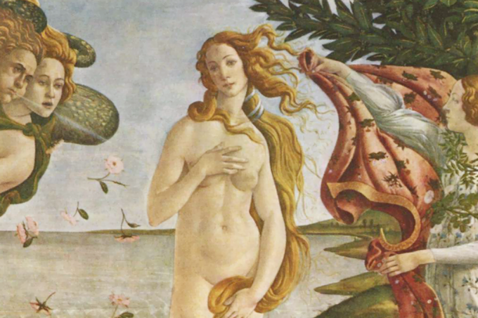 Venus Botticelli