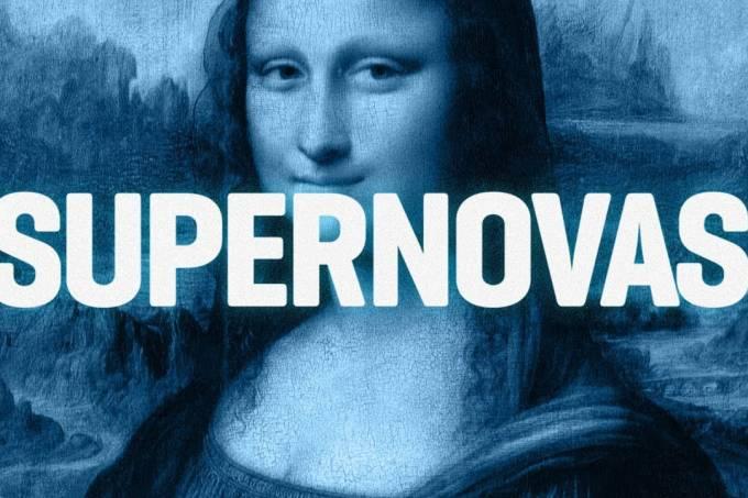Não, a Mona Lisa não te segue com os olhos – SUPERNOVAS