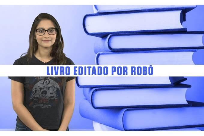 É publicado o primeiro livro inteiramente editado por robô – SUPERNOVAS