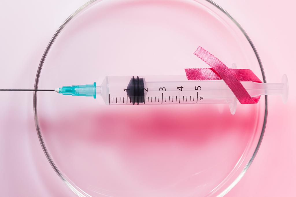 Vacina hpv e cancer de garganta