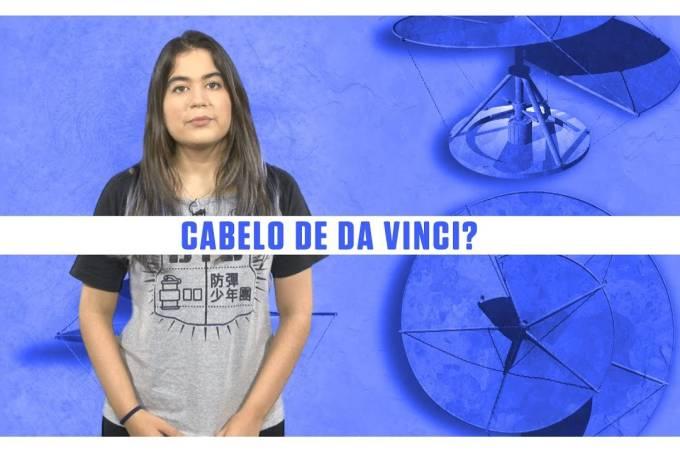 Cientistas italianos tentam ler DNA de Da Vinci em mecha de cabelo