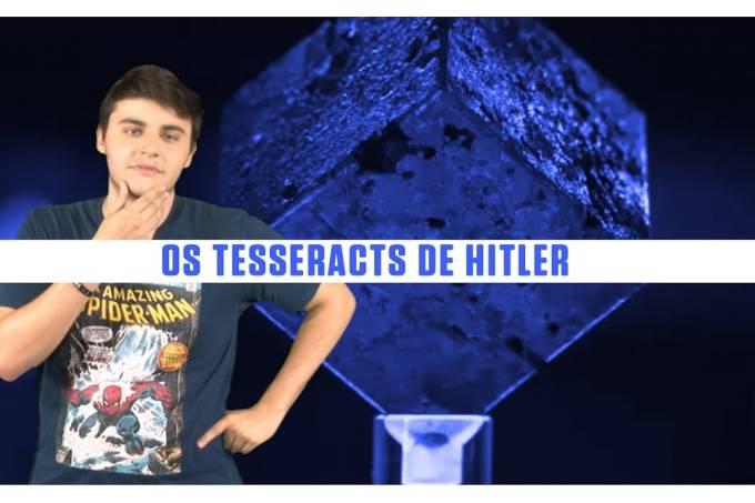 Hitler não possuía 1, mas 664 Tesseracts nucleares feitos de urânio