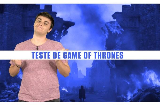 Psicólogos criam teste de personalidade baseado em Game of Thrones