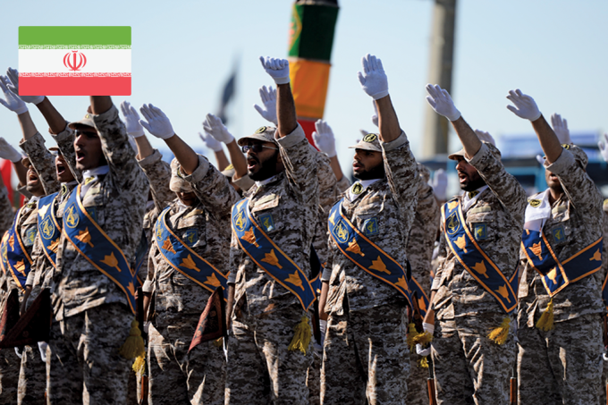 SI_Exércitos_Irã