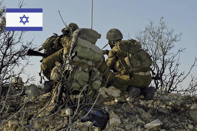 SI_Exércitos_Israel