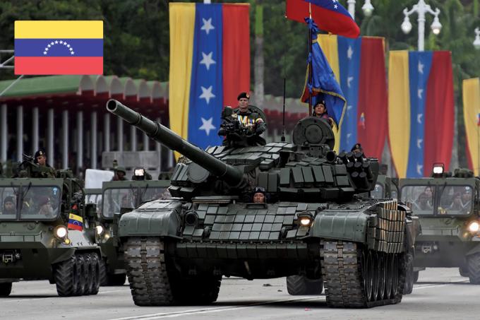SI_Exércitos_Venezuela
