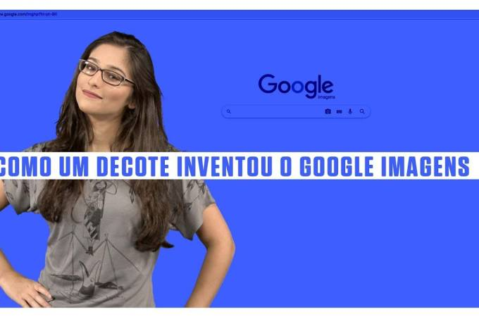 Como o decote de Jennifer Lopez inventou o Google Imagens