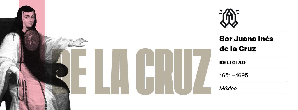 <strong>Juana nas telas.</strong> Em sete episódios, a produção Juana Inés, de 2016, retrata a vida da famosa freira, com seus principais embates intelectuais, religiosos e amorosos. Quem interpreta Sor Juana são as atrizes mexicanas Arantza Ruiz (jovem) e Arcelia Ramírez (adulta). Está disponível na Netflix.