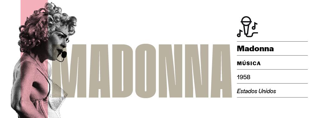 """<strong>Rainha do pop</strong>. Seu novo álbum, Madam X, se tornou a 9<del><sup>a</sup></del> obra da cantora a alcançar o topo da """"Billboard 200""""."""