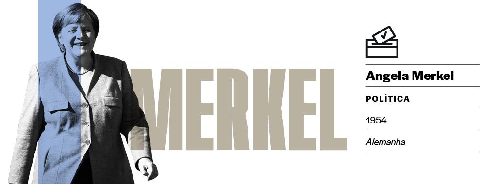 """<strong>Pai preocupado.</strong> Aos 30 anos, Merkel chegou a viver em um apartamento ocupado ilegalmente. Seu pai comentou: """"minha filha, você não chegou muito longe na vida"""". Ele viveria para ver Merkel no posto mais alto da política alemã."""