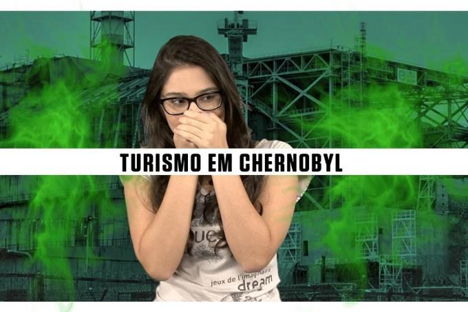 Dá pra visitar o reator de Chernobyl?