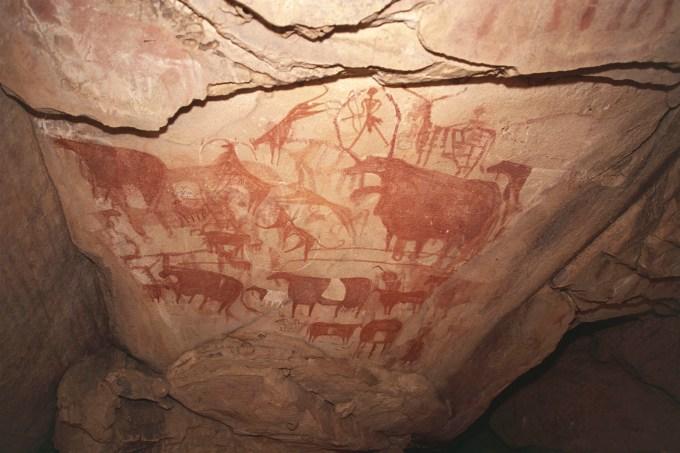 DEA-S. AMANTINI-Colaborador_gettyimages_arte-rupestre-descoberta-indonesia-cena-caca