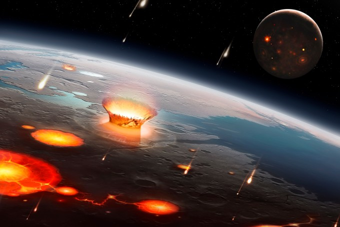 MARK GARLICK_SCIENCE PHOTO LIBRARY_gettyimages_terra_colaps_asteroide_dinossauros_FB