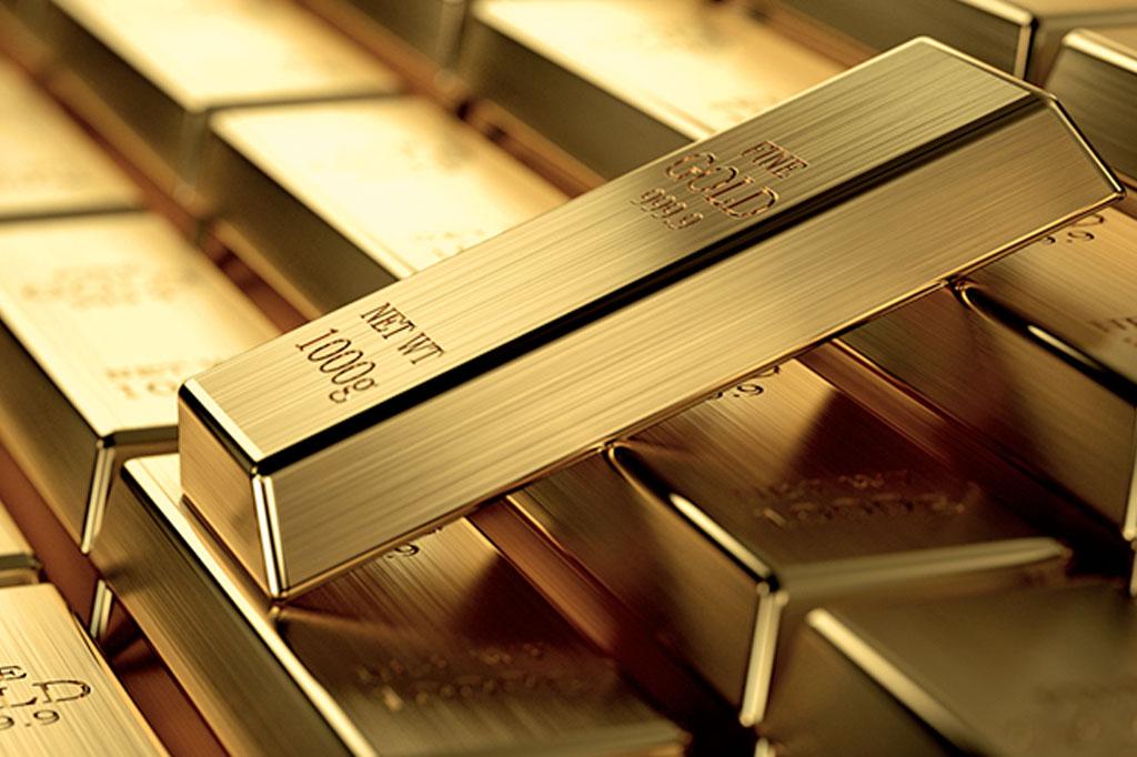 O que as pessoas fazem quando ganham prêmios em barras de ouro?