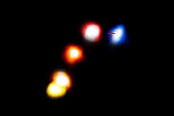 ESO_A_Eckart-reproducao_objeto_g_centro_vialactea_astronomos