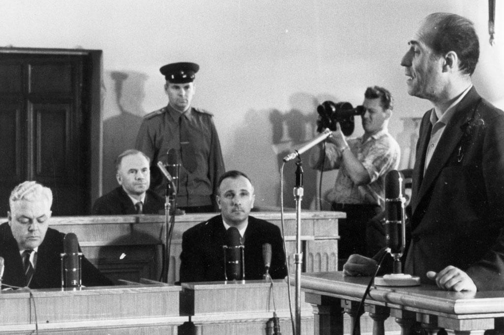 <strong>O espião Penkovsky se defende dias antes de morrer executado.</strong>