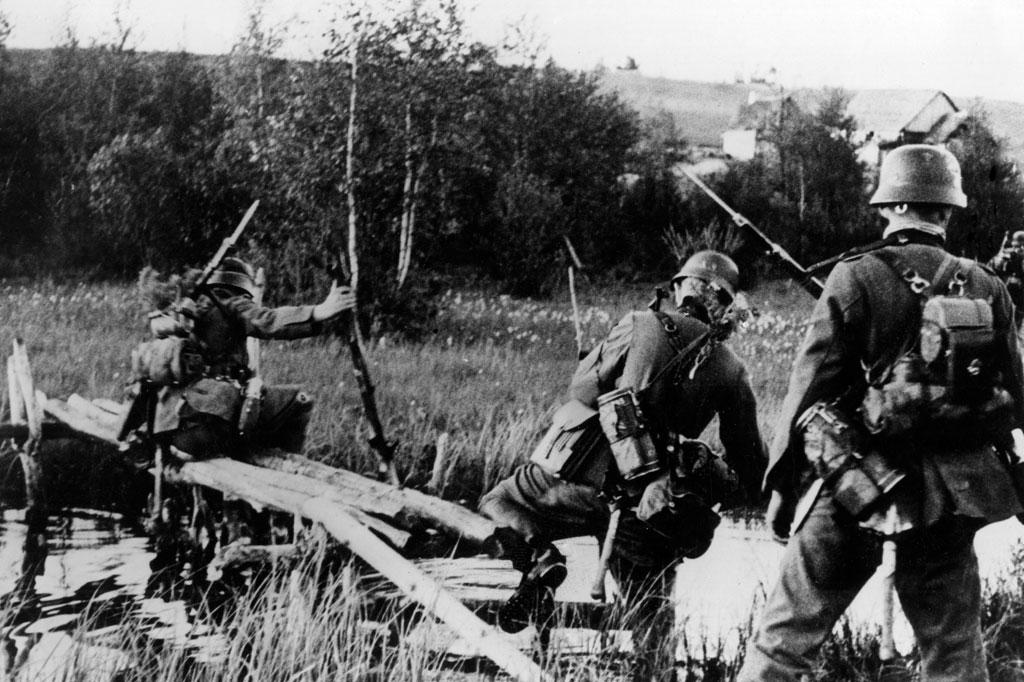 <strong>Os nazistas conduziram em Prypiat, em 1941, uma operação de extermínio de judeus.</strong>