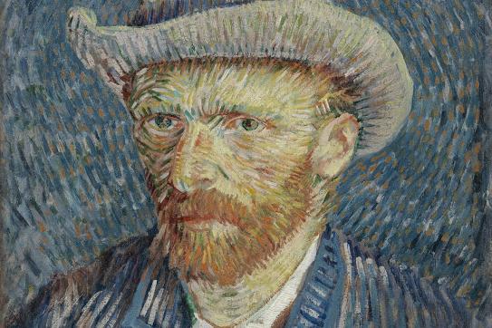 VanGoghMuseum_reproducao_Auto-retrato_Vincent Van Gogh_pintado_confirmado_autêntico