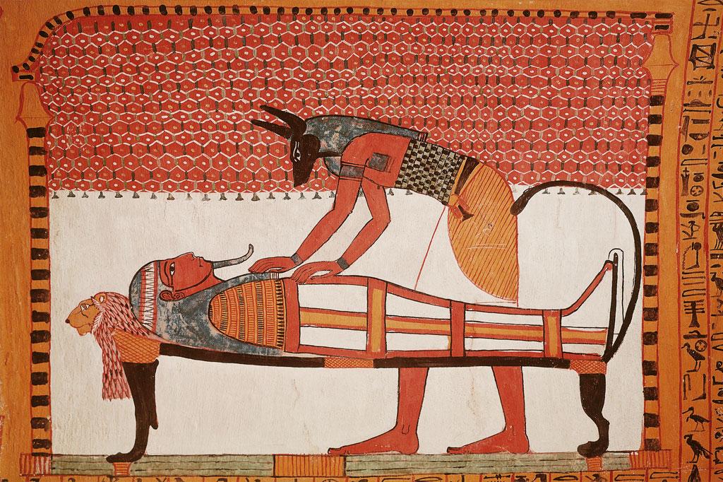 <strong>O segredo da múmia: o ritual sagrado teve um papel decisivo no desenvolvimento da ciência médica.</strong>