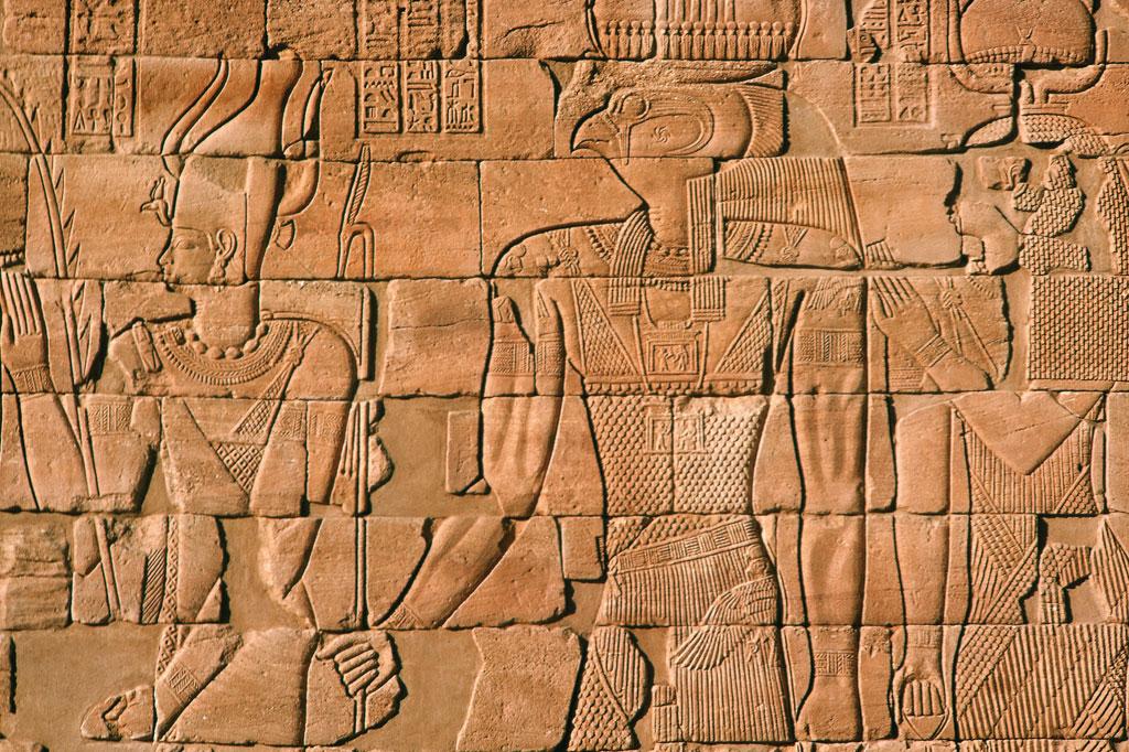 <strong>Lego: os egípcios eram peritos no encaixe perfeito de pesados blocos de granito.</strong>