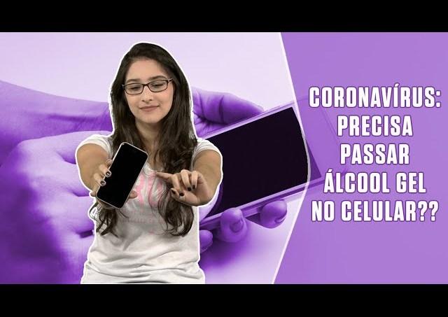 Precisa passar álcool gel no celular? | SUPER Responde
